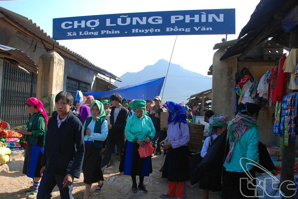 Chợ Lũng Phìn - Đồng Văn