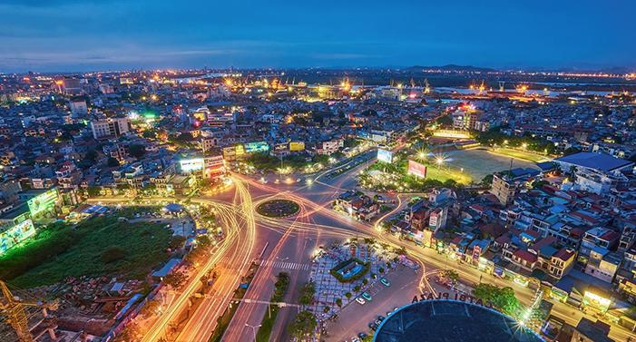 Thành phố Hải Phòng là một thành phố phát triển nhất nước