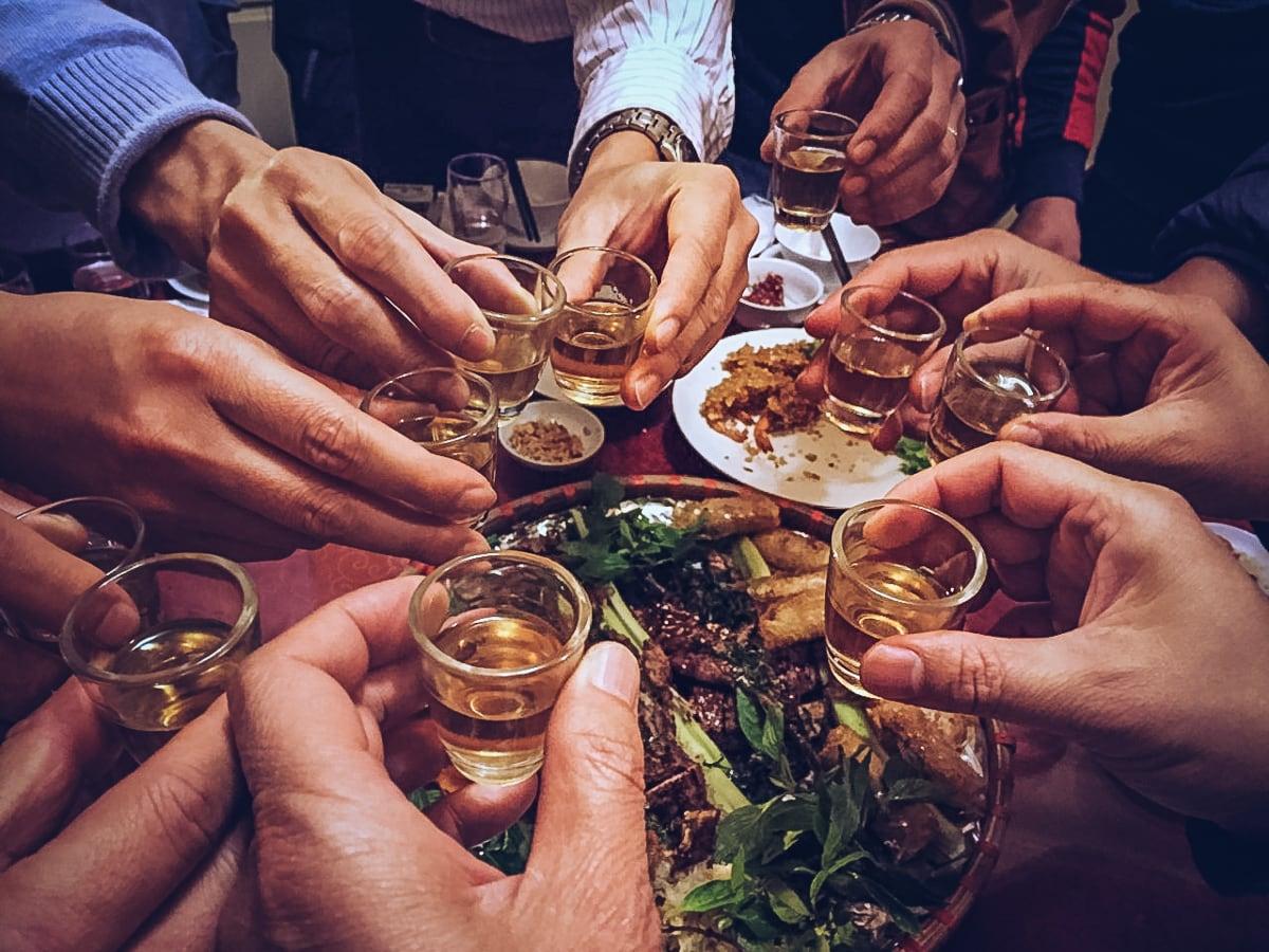 Sử dụng rượu bia của người dân thành phố Hồ Chí Minh thuộc top cao cả nước